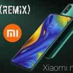 Xiaomi Remix Telefon Zil Sesi